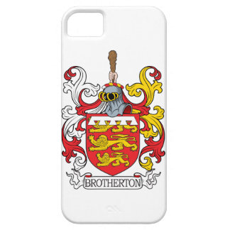 Brotherton Family Crest iPhone 5 Covers