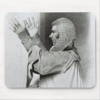 Brougham Esq MP, The Queen's Attorney General Mouse Pad
