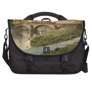 Broughman Castle Lake District Cumbria England Laptop Bag