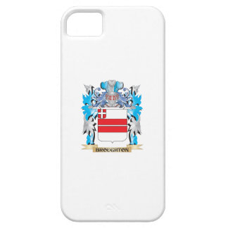 Broughton Coat of Arms iPhone 5 Cover