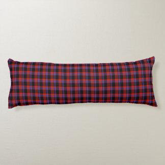 Broun Scottish Tartan Pillow