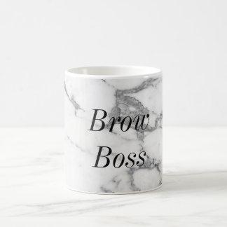 Brow Boss Mug