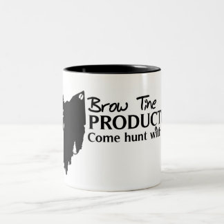 Brow Tine Productions Logo Coffee Mug 15oz