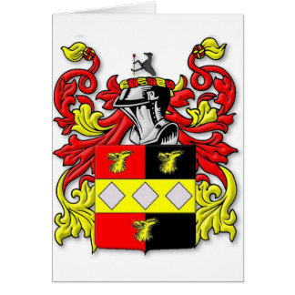 Browder Coat of Arms Card