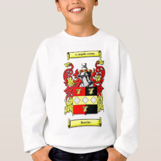 Browder Coat of Arms Sweatshirt