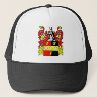 Browder Coat of Arms Trucker Hat