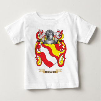 Brower Coat of Arms (Family Crest) T Shirt