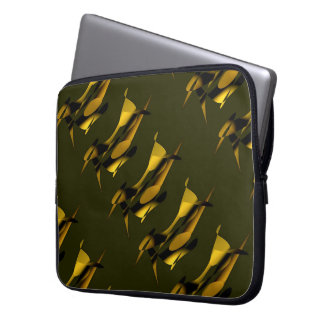 Browins Abstract Art Laptop Bag