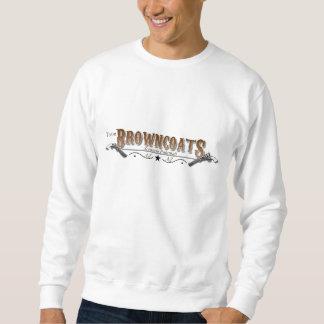 browmcoats logo sweatshirt