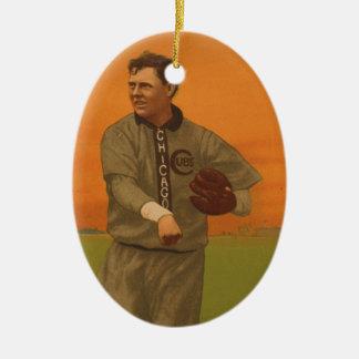 Brown - 1911 ceramic ornament