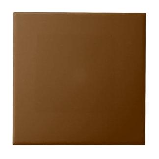 Brown 663300 azulejo cuadrado pequeño
