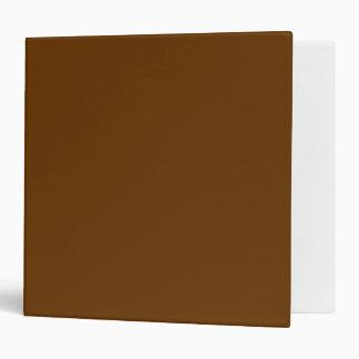 """Brown 663300 carpeta 2"""""""