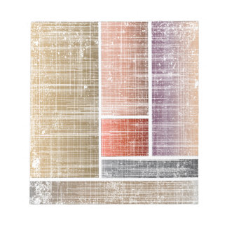 Brown Abstract Background Notepad