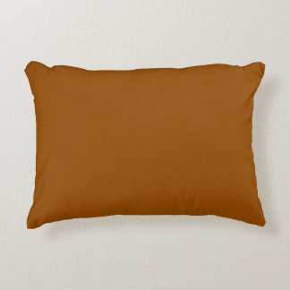 Brown Accent Pillow