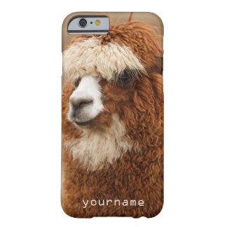 Brown Alpaca custom cases