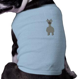 Brown Alpaca Shirt