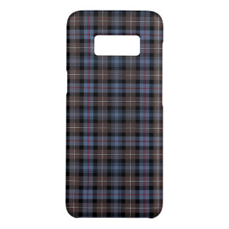 Brown and Blue Mackenzie Clan Reproduction Plaid Case-Mate Samsung Galaxy S8 Case