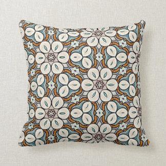 brown gray pillows decorative throw pillows zazzle. Black Bedroom Furniture Sets. Home Design Ideas
