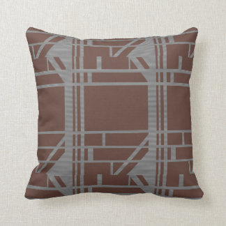 brown gray pillows brown gray throw pillows. Black Bedroom Furniture Sets. Home Design Ideas