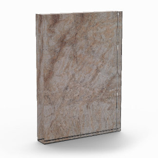 Brown and Gray Marble Background Award