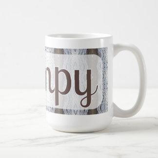Brown And White Grampy Coffee Mug