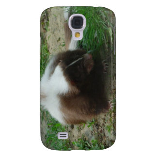 Brown and White Skunk iPhone 3G Case Samsung Galaxy S4 Covers