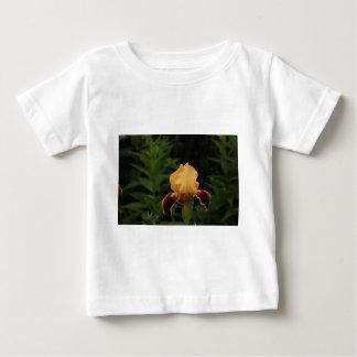 Brown and Yellow Iris Baby T-Shirt
