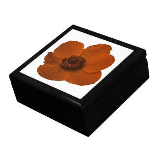 Brown Anemone Gift Box