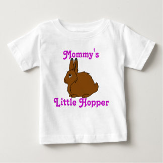 Brown Arctic Hare Baby T-Shirt
