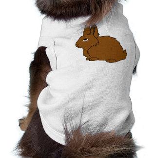 Brown Arctic Hare Shirt