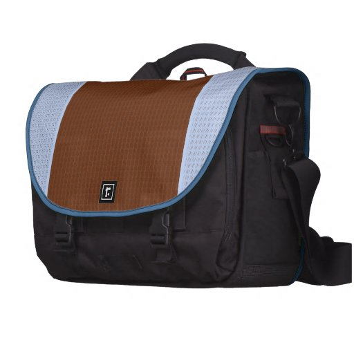 Brown, azul, rosado y negro - puntos y modelos bolsas de portátil