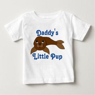 Brown Baby Seal Baby T-Shirt