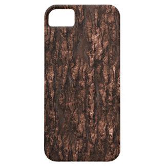 Brown Bark Camo iPhone SE/5/5s Case