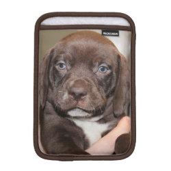 iPad Mini Sleeve with Beagle Phone Cases design