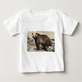 Brown bear baby T-Shirt