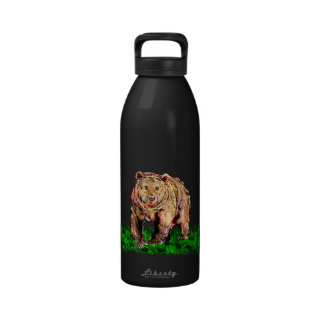 Brown Bear bottle Drinking Bottles