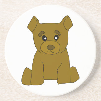 Brown Bear Coaster
