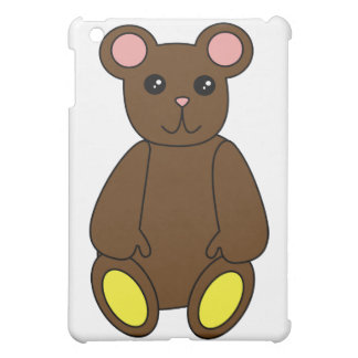 Brown Bear  Cover For The iPad Mini