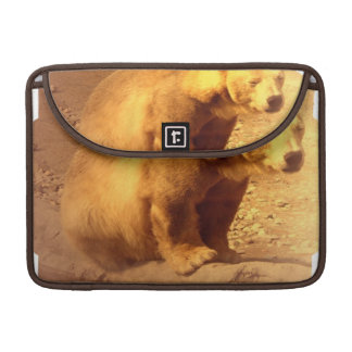 """Brown Bear Cub 13"""" MacBook Sleeve Sleeve For MacBook Pro"""