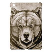 Brown Bear iPad Mini Case
