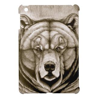 Brown Bear iPad Mini Cover