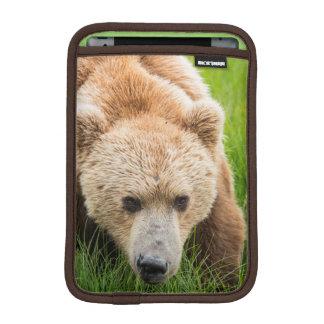 Brown Bear Sleeve For iPad Mini