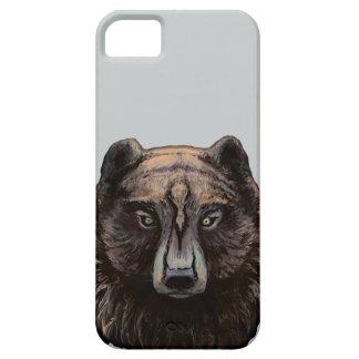 'Brown Bear' iPhone SE/5/5s Case