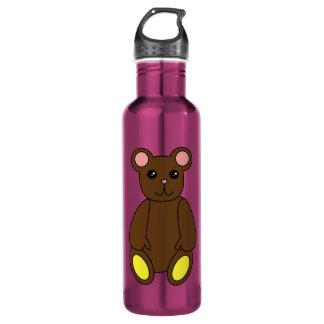 Brown Bear Liberty Bottle 24oz Water Bottle