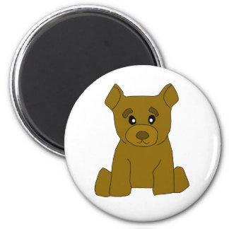 Brown Bear Magnet