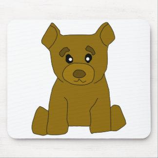 Brown Bear Mousepad