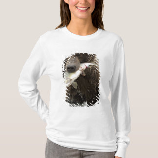 Brown bear, or Coastal Grizzly Bear, Ursus T-Shirt