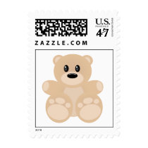 Brown Bear Postage