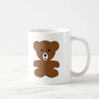 brown bear teddy - cute mugs