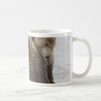 Brown Bears Loving Nature Coffee Mug